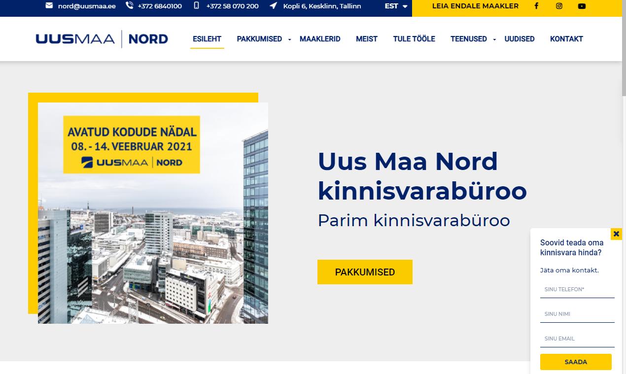 domeenide registreerimine ja veebimajutus webmail
